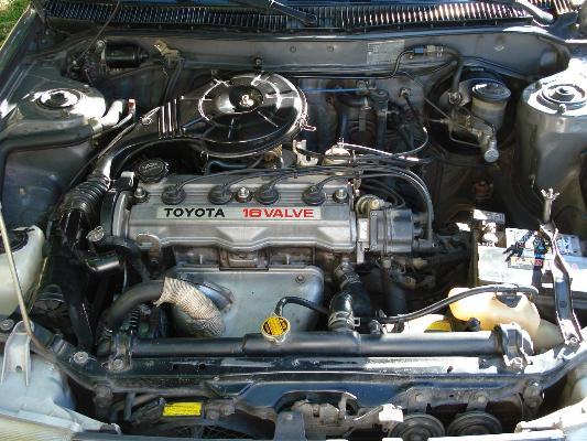 Toyota Corolla Gl Lift Bac on 1996 Toyota Tercel