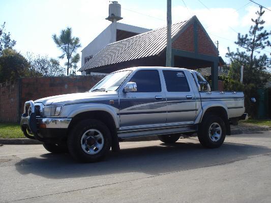Toyota Tacoma Diesel >> $ARS 68.000 | Toyota Hilux Hilux dlx linea nuev (con fotos ...