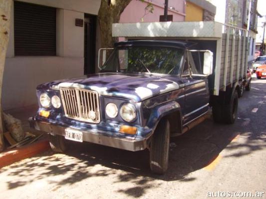 Ars 25800 Jeep Gladiator Mudancero V8 Con Fotos En Morón Aï