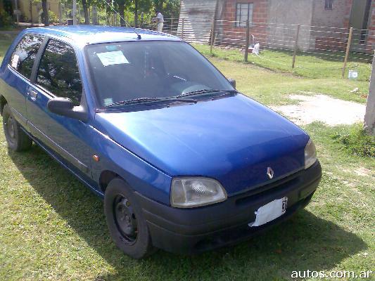 Ars Renault Clio Rl 3p Con Fotos En San