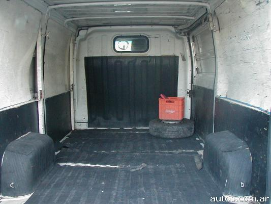 fotos de peugeot boxer 2 5 diesel en la banda ars. Black Bedroom Furniture Sets. Home Design Ideas