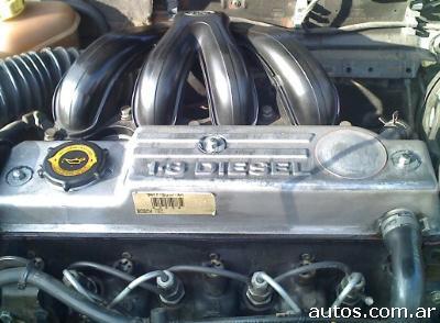 Ford Fiesta Cld
