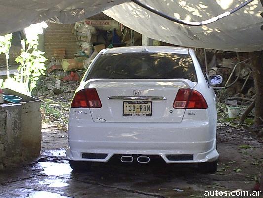Ars 125 000 Honda Civic 1 7 Ex Con Fotos En Nu 241 Ez