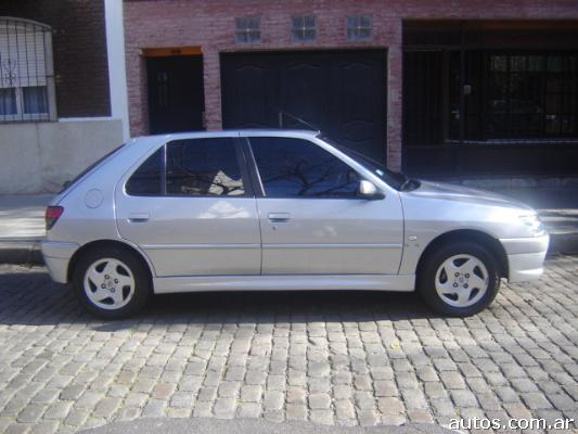 ars peugeot 306 equinoxe 1 8 16v 5p con fotos en caballito a o 2000 nafta. Black Bedroom Furniture Sets. Home Design Ideas