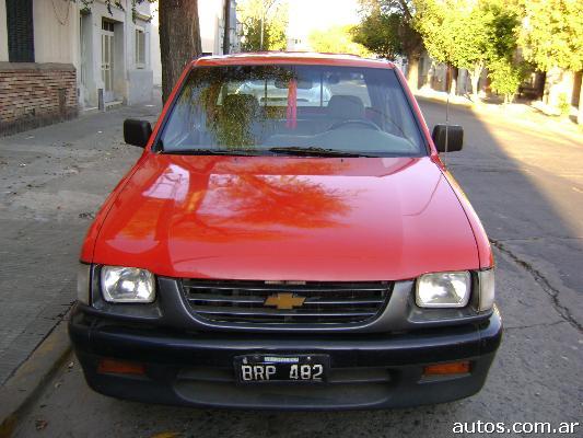 Ars 37000 Chevrolet Luv 25 Diesel Con Fotos En Rosario Ao