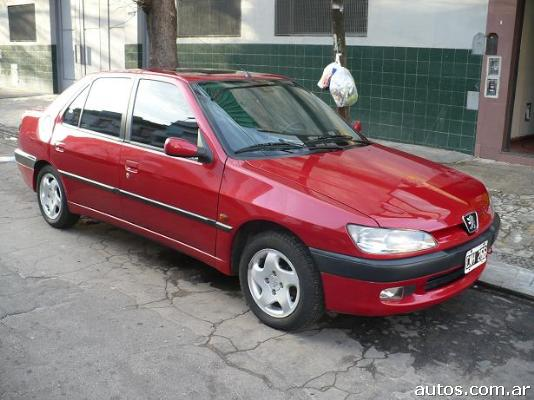 ars peugeot 306 xtdt turbo diesel con fotos en flores a o 1999 diesel. Black Bedroom Furniture Sets. Home Design Ideas
