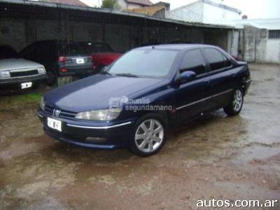 ars peugeot 406 sv 2 1 td con fotos en tres de febrero a o 1999 diesel. Black Bedroom Furniture Sets. Home Design Ideas