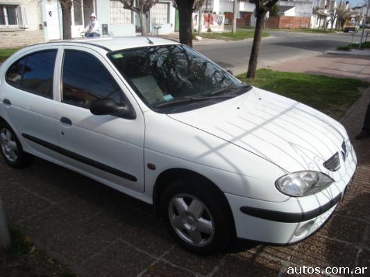 Ars Renault Megane 1 9 Td Abs Con Fotos En