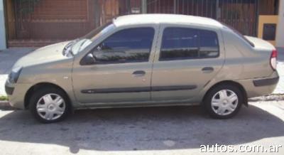 Ars renault clio clio 2 f2 4p c baul con fotos en saavedra a o 2005 nafta - Clio 2008 5 puertas precio ...