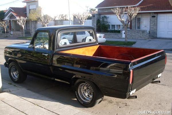 Camioneta Ford 1956 Custom Autos Weblog