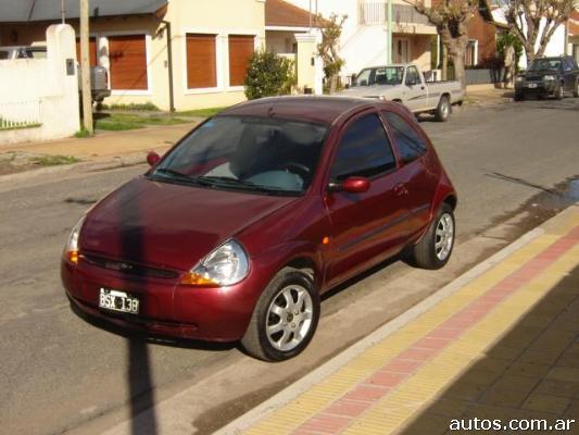 Ford Ka   En Tandil