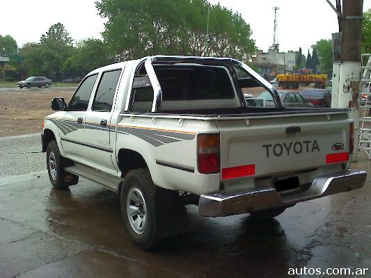 San Antonio Chevrolet >> $ARS 30.000 | Toyota Hilux 4x4 sr5 2.8 (con fotos!) en San ...