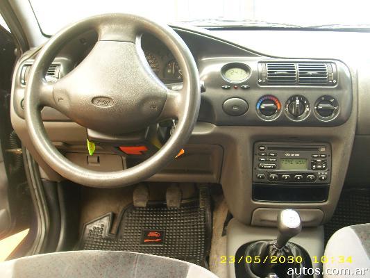 Ars 25 700 Ford Escort Ghia 1 8 5p N45e Con Fotos En
