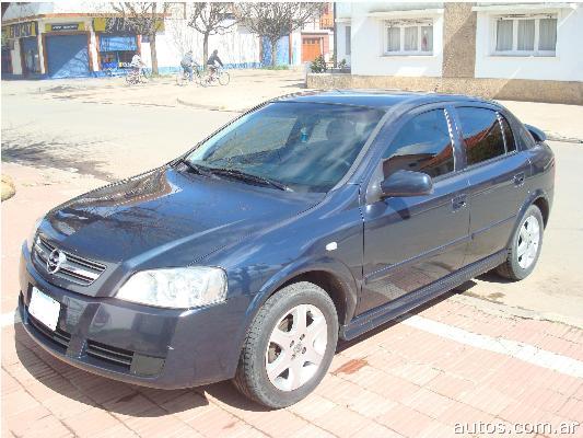 Ars Chevrolet Astra Gl 2 0 5 Puertas Con Fotos