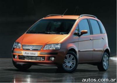 Ars fiat idea 5 puertas elx con fotos en for Fiat idea 2009 precio