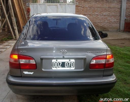 Ars 30 000 Toyota Corolla Xe I Con Fotos En