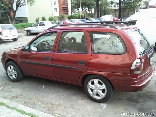 Ars 26 000 Chevrolet Corsa Wagon Con Fotos En Centro