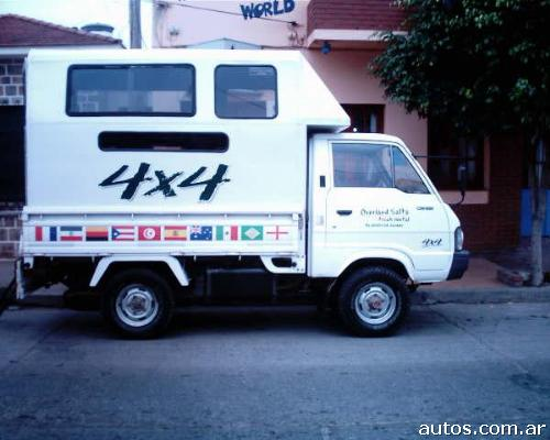 Ars 37 000 Kia Ceres 4x4 Diesel Con Fotos En Salta