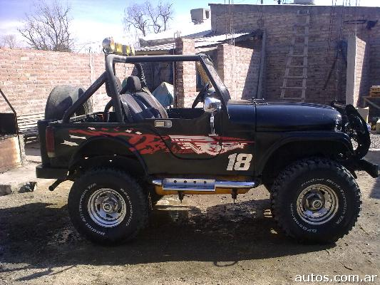 Ars 23 000 Jeep Ika Con Fotos En Rodeo De La Cruz