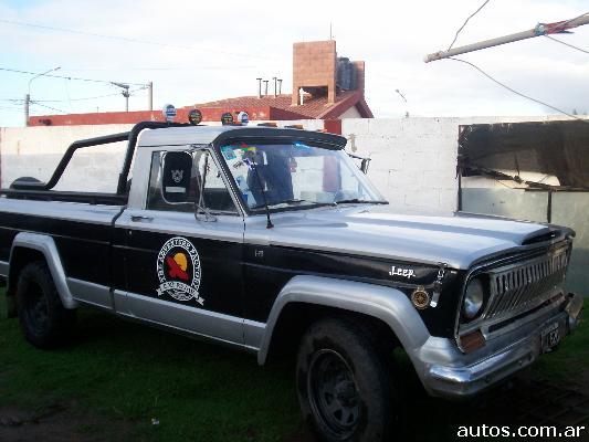 Ars 20 000 Jeep Gladiator T 80 Con Fotos En Villa