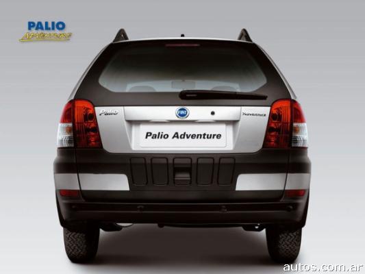 Ars fiat palio adventure locker con fotos en for Fiat idea adventure 2007 1 8 precio