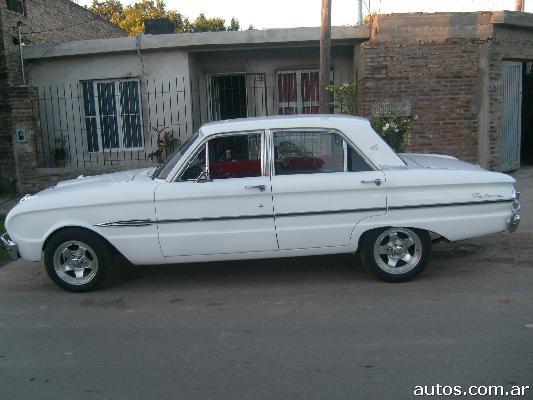 Ford Santa Rosa >> $ARS 15.000 | Ford Falcon Deluxe (con fotos!) en Rosario ...
