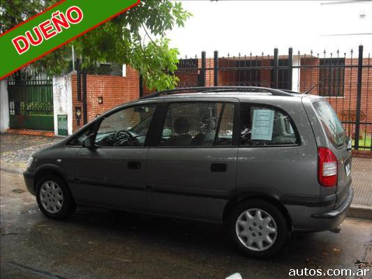 Fotos De Chevrolet Zafira Gl 20 8v En Rosario Ars 49000 Ao