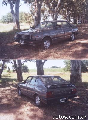 Ars Datsun Sedan 120a Con Fotos En La Plata