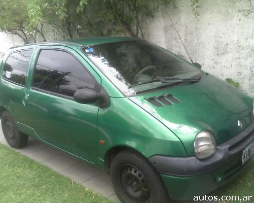 ars renault twingo authentique con fotos en la matanza a o 2002 nafta. Black Bedroom Furniture Sets. Home Design Ideas