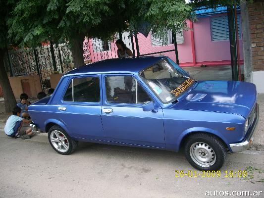 Ars 12 800 Fiat 128 1 4 Tipo Con Fotos En Lomas De Zamora Ai