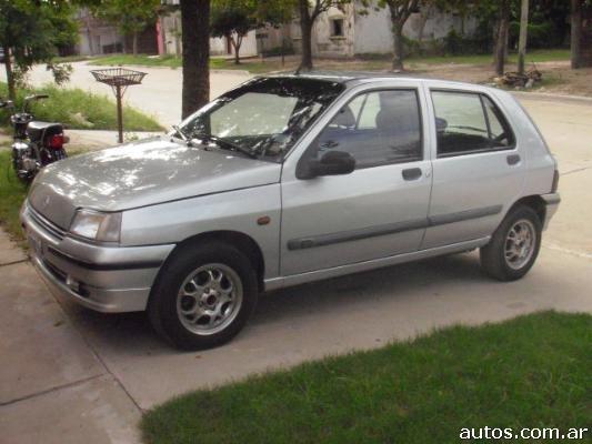 Ars renault clio rt 5 puertas con fotos en reconquista a o 1995 nafta - Clio 2008 5 puertas precio ...
