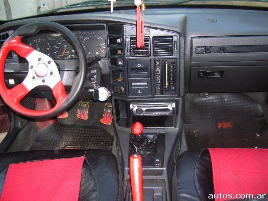 Ars 14 500 Peugeot 505 Cedan 4 Puertas Con Fotos En