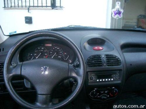 Ars peugeot 206 xline1 4 3 puertas con fotos - Alfombras peugeot 206 ...