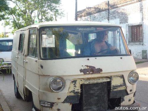 Ars mercedes benz clase a furgon frontal con for Mercedes benz san pedro