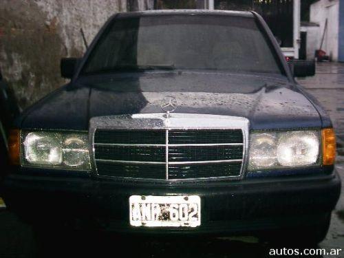 Fotos de mercedes benz 190 diesel en necochea ars for Mercedes benz fayetteville ar