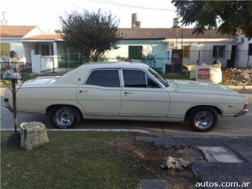 $ARS 16.000 | Ford Fairlane ltd (motor v8) (con fotos!) en ...