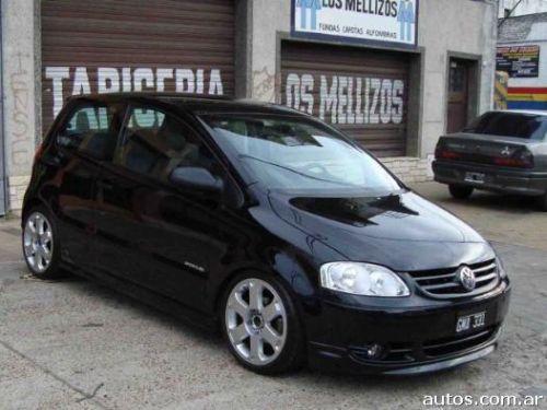 Ars 20 000 Volkswagen Fox Sportline Con Fotos En