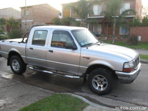 Ars 49 000 Ford Ranger Xlt 2 5 Con Fotos En Tigre