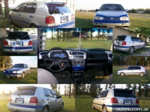 Ars Volkswagen Golf 1 8 Mi Full Con Fotos En