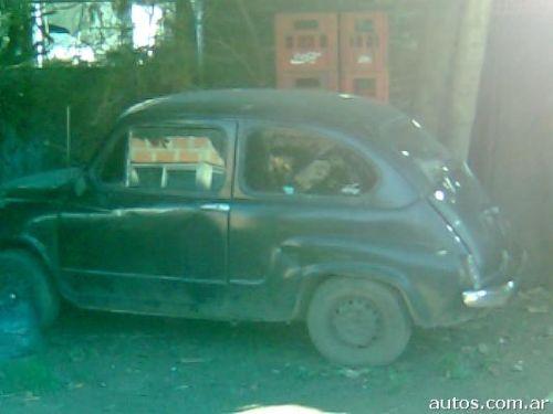 Ars Fiat 600 Con Fotos En Jos C Paz A O