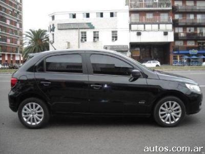 Ars 21 000 Volkswagen Gol Trend Pack 2 Con Fotos En Monte A 241 O 2009 Nafta