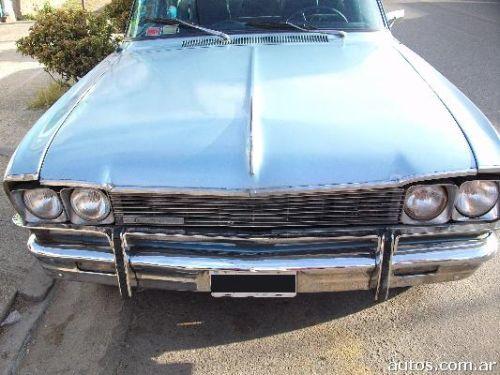 Chevrolet 400 SUPER (con fotos!) en General Pico, a�o 1968, Nafta