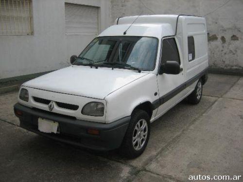ars renault express 1 9 diesel con fotos en san mart n a o 1998 diesel. Black Bedroom Furniture Sets. Home Design Ideas