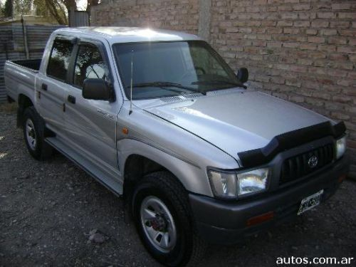 Nissan Frontier Diesel >> $ARS 69.000 | Toyota Hilux 3.0D DX D/C 4X4 (con fotos!) en ...