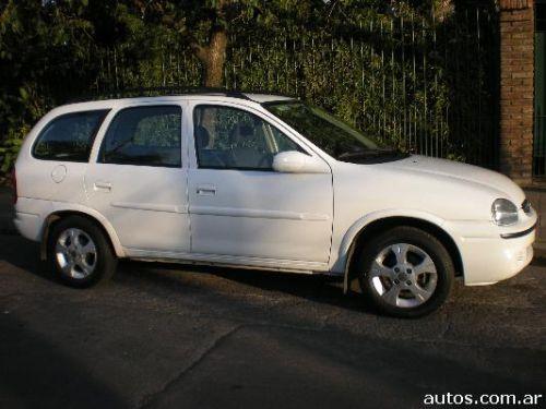 Ars 41 500 Chevrolet Corsa Wagon Full Con Fotos En
