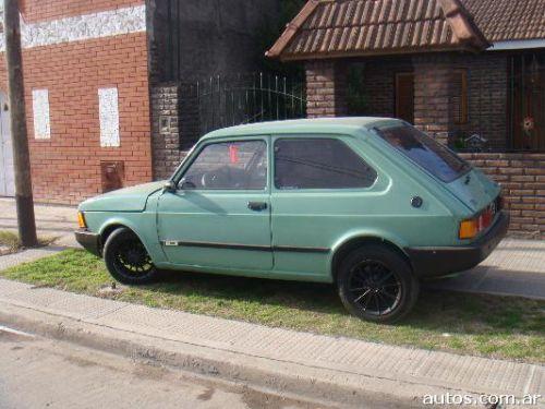 Ars 11 000 Fiat Tr Lujo Con Fotos En Ituzaingo Ai O 1988 Nafta