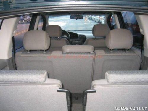 $ARS 40.000 | Chevrolet Zafira 2.0 full- 7 asientos (con ...