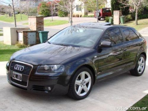 ars audi a3 a3 3 2 3p v6 quattro con fotos en agronom a a o 2006 nafta. Black Bedroom Furniture Sets. Home Design Ideas