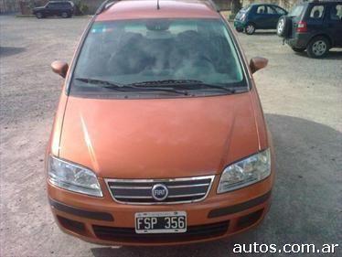 Ars fiat idea 1 8 hlx con fotos en barrio for Fiat idea 1 8 hlx 2006 ficha tecnica