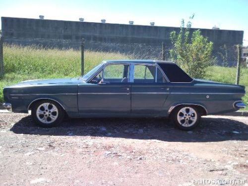 San Antonio BMW >> $ARS 15.000 | Dodge valiant 4 (con fotos!) en San Martín, a�o 1967, Nafta